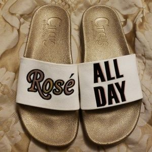 Rose All Day Slippers